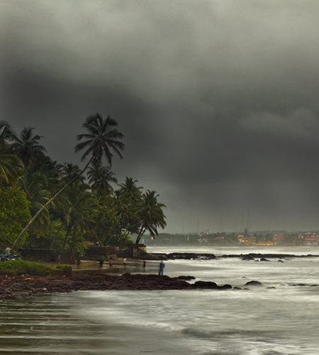Nature's Retreat: Exotic Goa Monsoon Tour Package